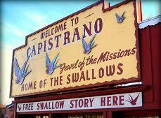 San Juan Capistrano, Return of the Swallows, Fiesta de las Golondrinas, St. Joseph's Day, Swallows Day Parade